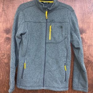 North face Zip up Boys Youth XL